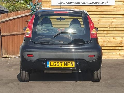 2008 Peugeot 107 1.0 12v Urban Move 3dr - Picture 9 of 23
