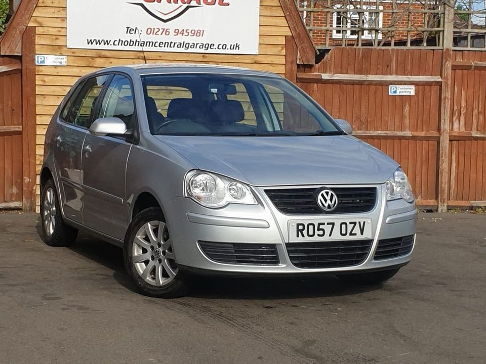 2007 Volkswagen Polo 1.4 SE 5dr - Picture 1 of 24