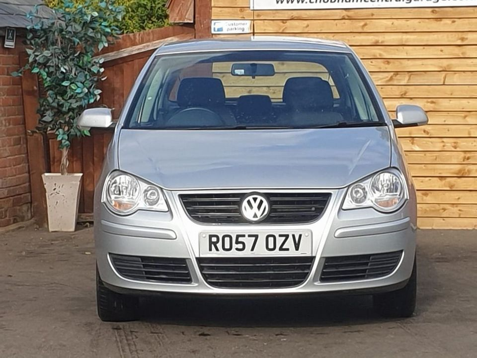 2007 Volkswagen Polo 1.4 SE 5dr - Picture 4 of 24