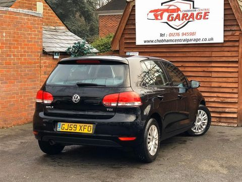 2009 Volkswagen Golf 1.6 TDI S 5dr - Picture 10 of 30