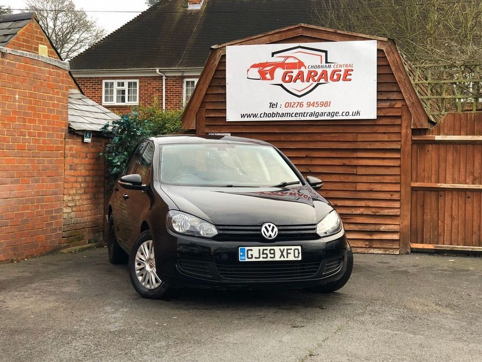 2009 Volkswagen Golf 1.6 TDI S 5dr - Picture 1 of 30