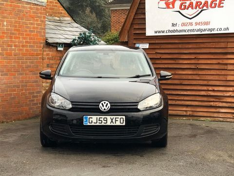 2009 Volkswagen Golf 1.6 TDI S 5dr - Picture 4 of 30