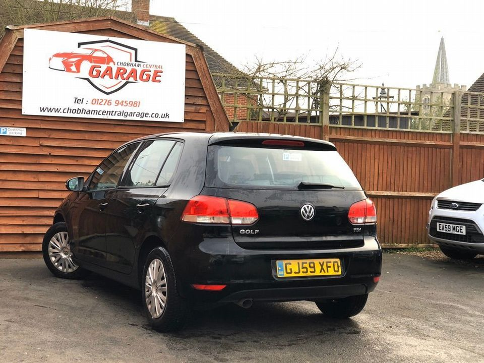 2009 Volkswagen Golf 1.6 TDI S 5dr - Picture 8 of 30