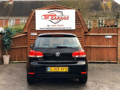 2009 Volkswagen Golf 1.6 TDI S 5dr - Picture 9 of 30