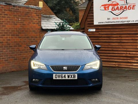 2014 SEAT Leon 1.6 TDI Ecomotive SE (Tech Pack) (s/s) 5dr - Picture 5 of 37