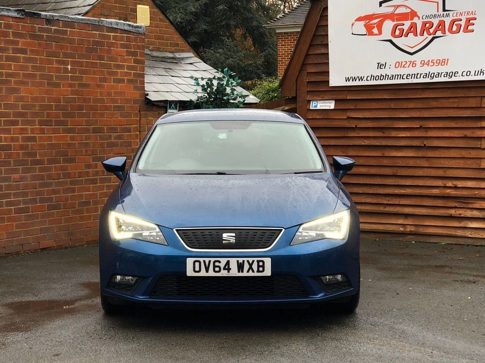 2014 SEAT Leon 1.6 TDI Ecomotive SE (Tech Pack) (s/s) 5dr - Picture 5 of 38