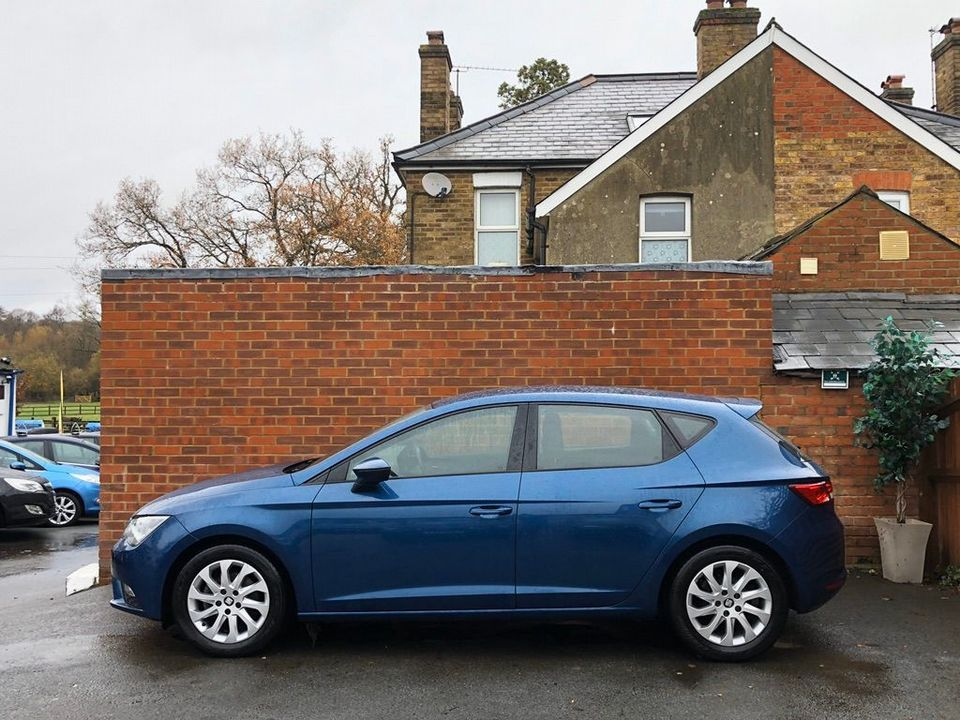 2014 SEAT Leon 1.6 TDI Ecomotive SE (Tech Pack) (s/s) 5dr - Picture 7 of 38