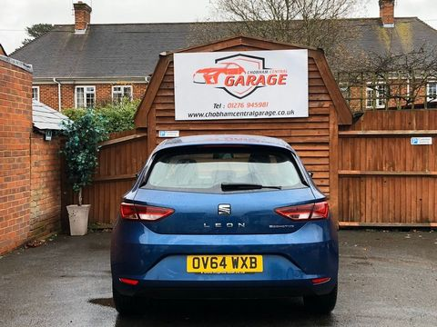 2014 SEAT Leon 1.6 TDI Ecomotive SE (Tech Pack) (s/s) 5dr - Picture 10 of 38