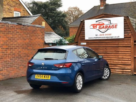 2014 SEAT Leon 1.6 TDI Ecomotive SE (Tech Pack) (s/s) 5dr - Picture 11 of 38
