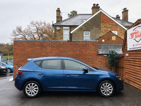 2014 SEAT Leon 1.6 TDI Ecomotive SE (Tech Pack) (s/s) 5dr - Picture 12 of 38