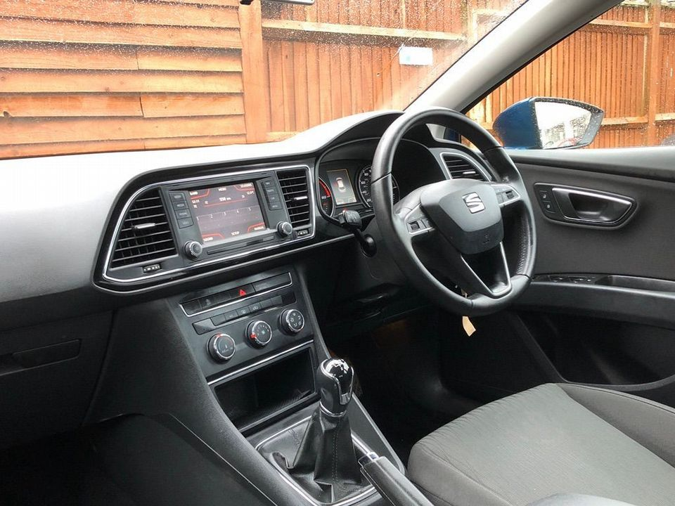 2014 SEAT Leon 1.6 TDI Ecomotive SE (Tech Pack) (s/s) 5dr - Picture 13 of 38