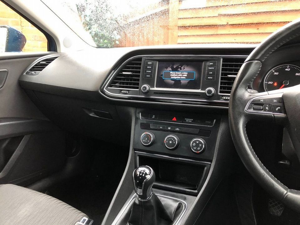 2014 SEAT Leon 1.6 TDI Ecomotive SE (Tech Pack) (s/s) 5dr - Picture 21 of 38