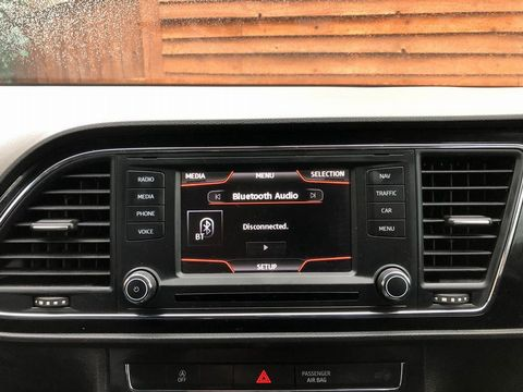 2014 SEAT Leon 1.6 TDI Ecomotive SE (Tech Pack) (s/s) 5dr - Picture 24 of 38