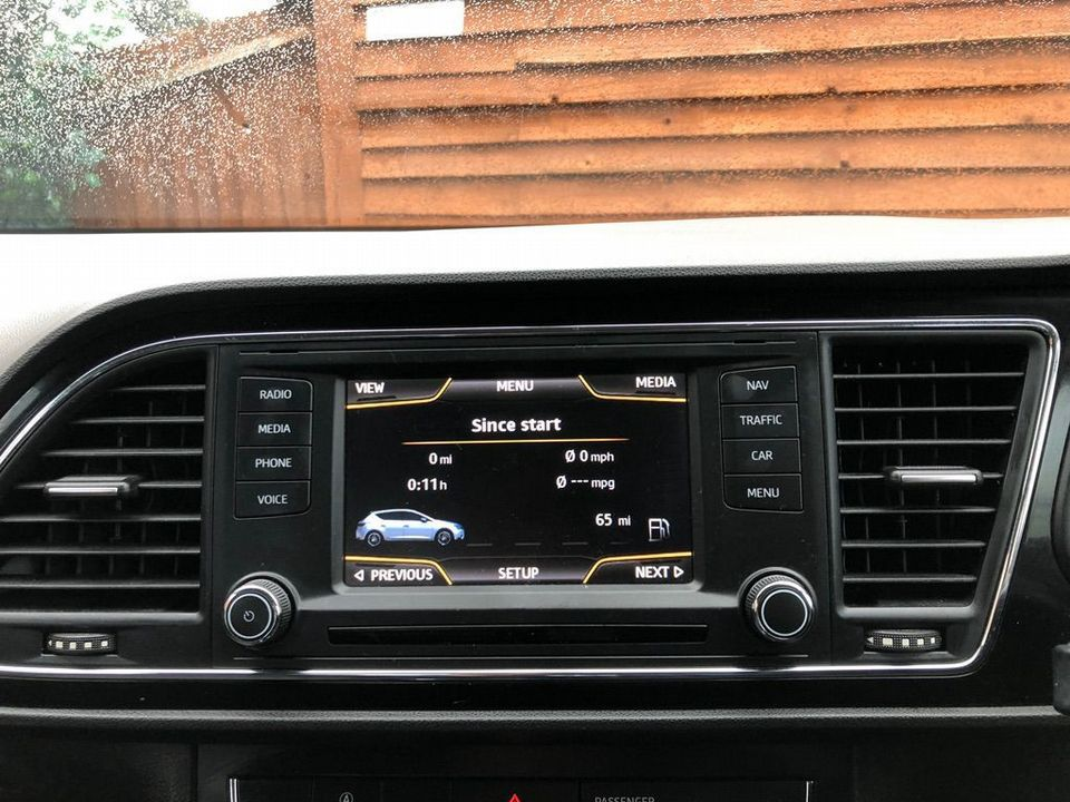 2014 SEAT Leon 1.6 TDI Ecomotive SE (Tech Pack) (s/s) 5dr - Picture 26 of 38