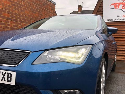 2014 SEAT Leon 1.6 TDI Ecomotive SE (Tech Pack) (s/s) 5dr - Picture 36 of 38