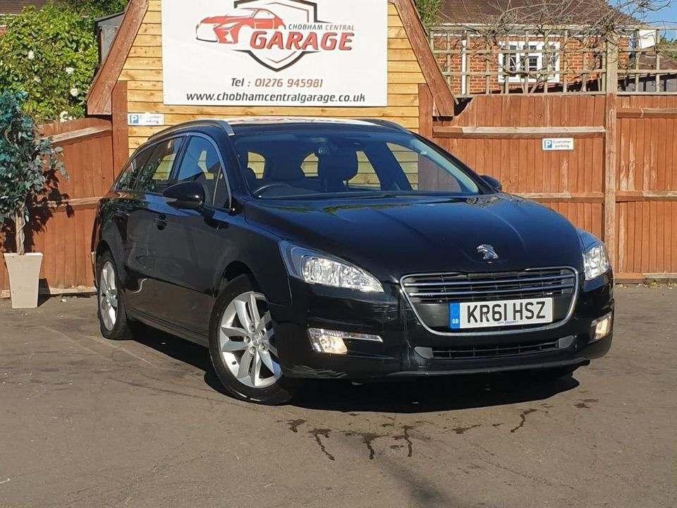 2012 Peugeot 508 SW 1.6 HDi FAP Active 5dr - Picture 1 of 29