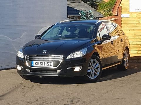 2012 Peugeot 508 SW 1.6 HDi FAP Active 5dr - Picture 5 of 29