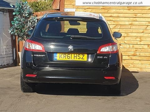 2012 Peugeot 508 SW 1.6 HDi FAP Active 5dr - Picture 8 of 29