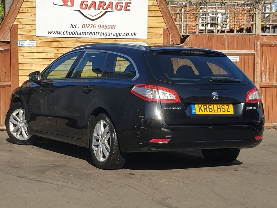 2012 Peugeot 508 SW 1.6 HDi FAP Active 5dr - Picture 9 of 29