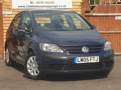 2005 Volkswagen Golf Plus 1.6 FSI SE 5dr