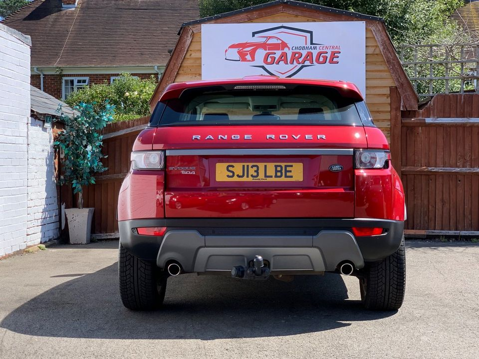 2013 Land Rover Range Rover Evoque 2.2 SD4 Pure Tech AWD 5dr - Picture 11 of 33