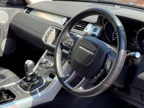 2013 Land Rover Range Rover Evoque 2.2 SD4 Pure Tech AWD 5dr - Picture 15 of 33