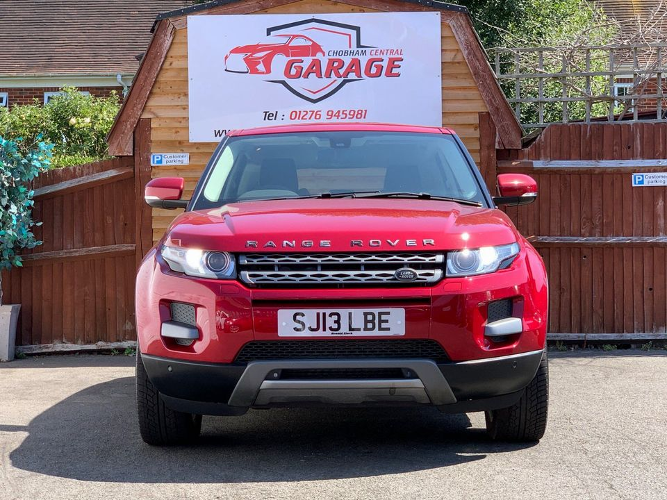 2013 Land Rover Range Rover Evoque 2.2 SD4 Pure Tech AWD 5dr - Picture 4 of 33