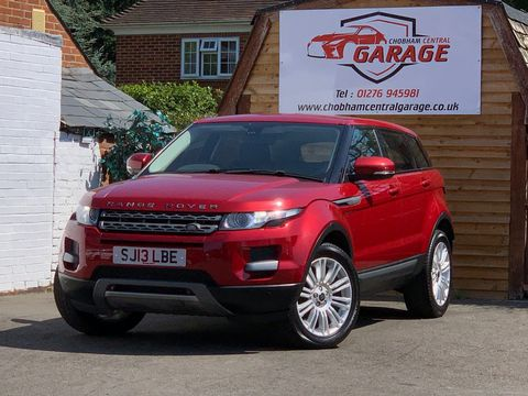 2013 Land Rover Range Rover Evoque 2.2 SD4 Pure Tech AWD 5dr - Picture 5 of 33