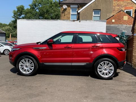 2013 Land Rover Range Rover Evoque 2.2 SD4 Pure Tech AWD 5dr - Picture 7 of 33