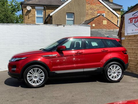 2013 Land Rover Range Rover Evoque 2.2 SD4 Pure Tech AWD 5dr - Picture 8 of 33
