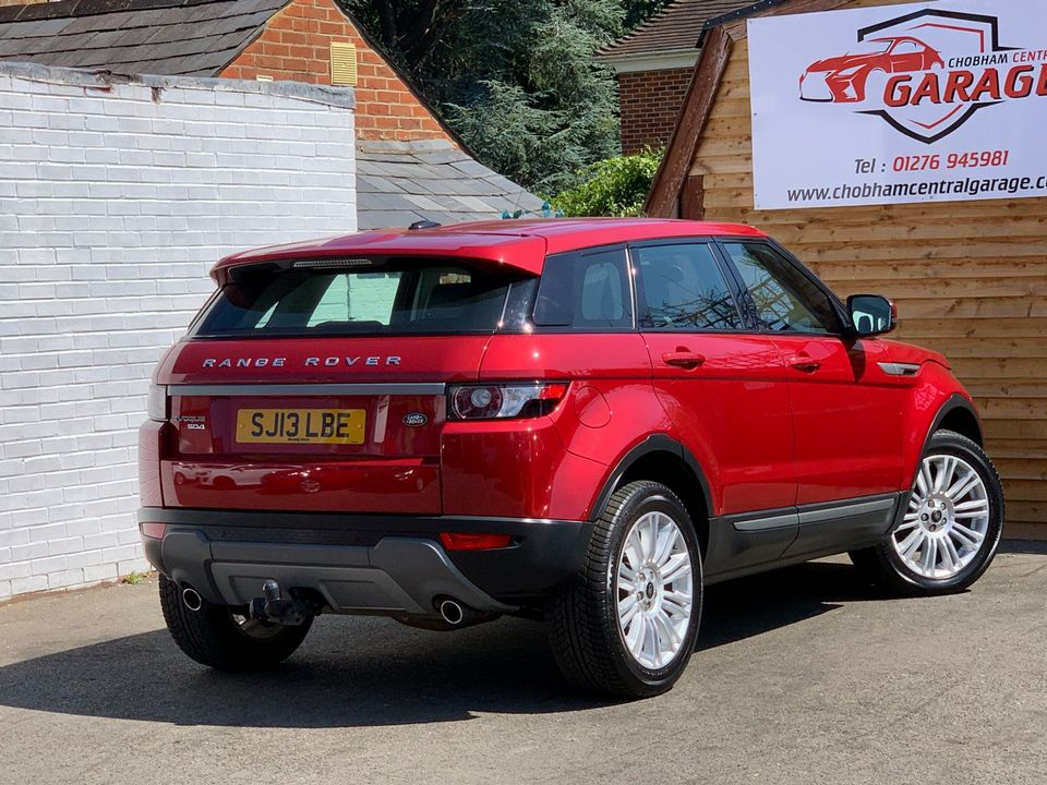 2013 Land Rover Range Rover Evoque 2.2 SD4 Pure Tech AWD 5dr - Picture 13 of 33