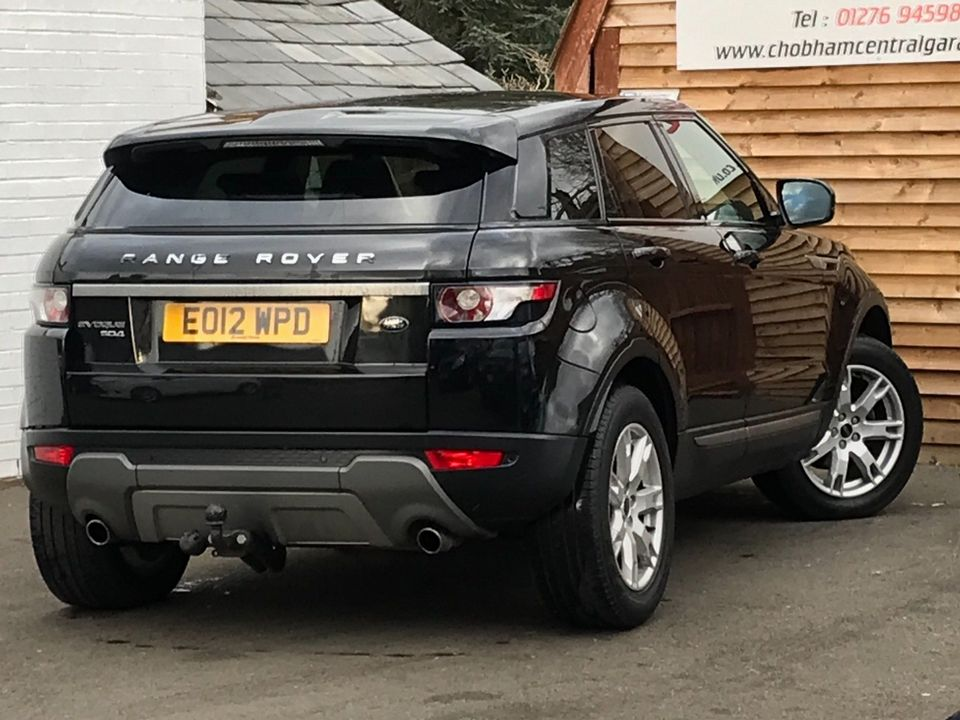 2012 Land Rover Range Rover Evoque 2.2 SD4 Pure Tech AWD 5dr - Picture 6 of 29