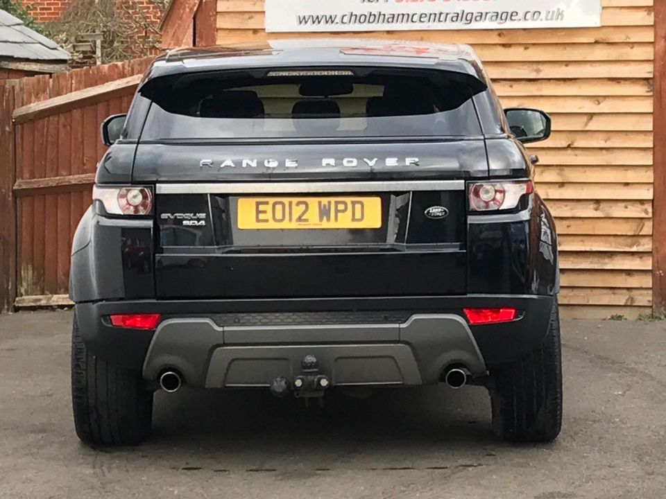 2012 Land Rover Range Rover Evoque 2.2 SD4 Pure Tech AWD 5dr - Picture 7 of 29