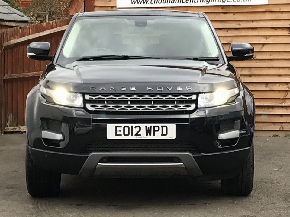 2012 Land Rover Range Rover Evoque 2.2 SD4 Pure Tech AWD 5dr - Picture 3 of 34