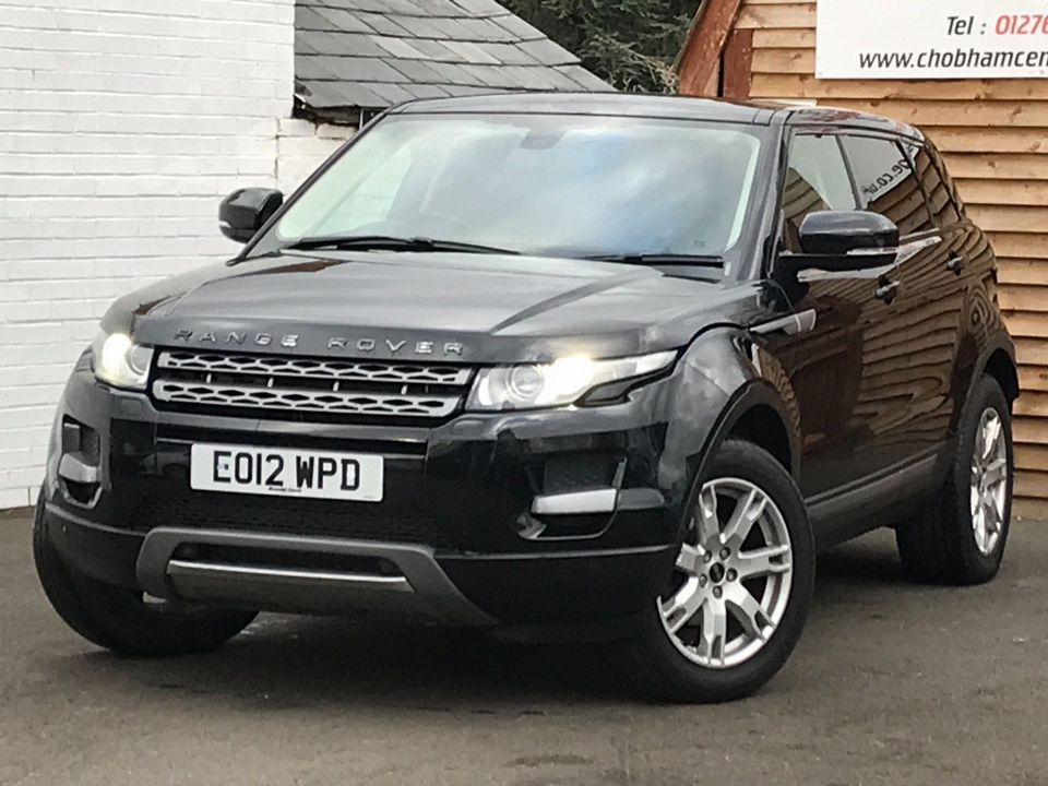 2012 Land Rover Range Rover Evoque 2.2 SD4 Pure Tech AWD 5dr - Picture 5 of 34