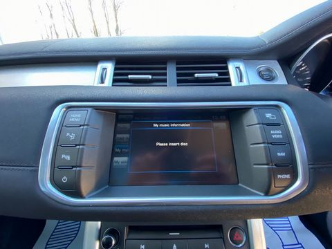 2012 Land Rover Range Rover Evoque 2.2 SD4 Pure Tech AWD 5dr - Picture 25 of 34