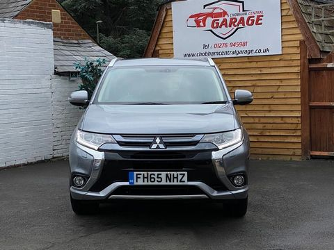 2016 Mitsubishi Outlander 2.0h 12kWh GX3h CVT 4WD (s/s) 5dr - Picture 4 of 33