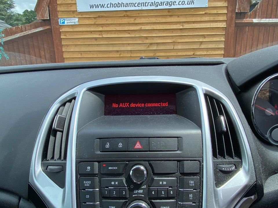 2013 Vauxhall Astra 2.0 CDTi ecoFLEX SRi (s/s) 5dr - Picture 27 of 35