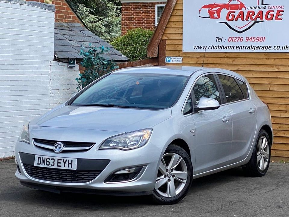 2013 Vauxhall Astra 2.0 CDTi ecoFLEX SRi (s/s) 5dr - Picture 5 of 35